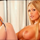 Anette Dawn Fans Her Flame