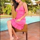 {mindyvega} Mindy Vega Pretty In Pink