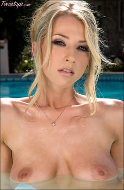 {sammierhodes} Sammie Rhodes Wet In A Bikini