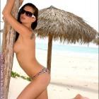 Sanda Shine Beach Erotica