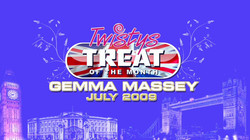 Gemma Massey Twistys Treat Interview and Gallery