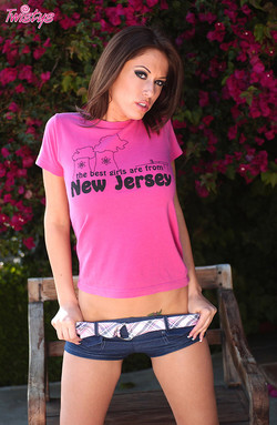 Cassia Riley New Jersey Never Looked Better