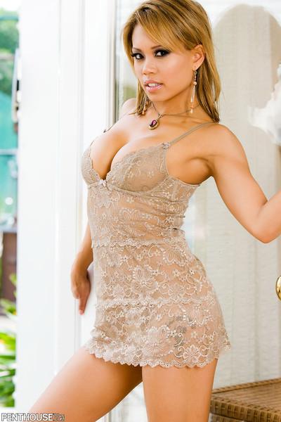 Carla Maria Naked Seduction in High Heels