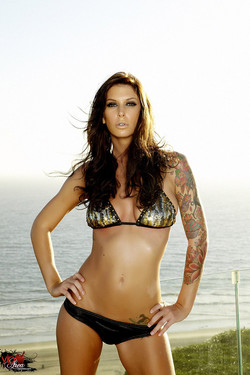 Brooke Banner is all about Body Ink and Bikinis