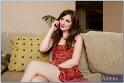 Lily Carter Golddigger Cashes in with Sugar Daddy's Son