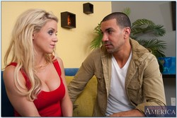 Tia McKenzie is a Hot Blonde Duped into Hardcore Revenge Sex