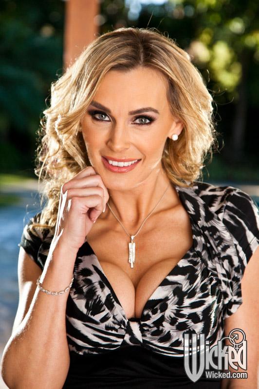 Wallpaper porn star Tanya tate