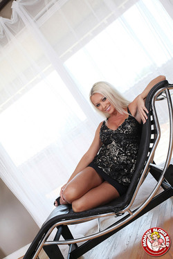 Diana Doll Czech Cougar Satisfies Man Meat Craving