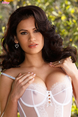 Vanessa Veracruz March 2013 Twistys Treat