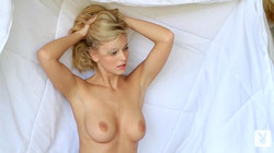 Victoria Winters March 2013 Playboy Cybergirl Video Interview