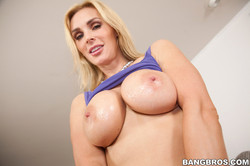 Tanya Tate Big Tit Milf Gets A Cum Shower On Vacation