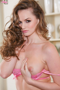 Tori Black Brunette Pornstar Tasty Strip at the Dinner Table
