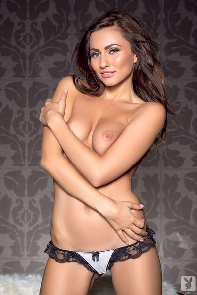 Michaela Isizzu August 2014 Playboy CyberGirl