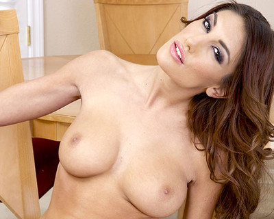 Naughty America Model August Ames