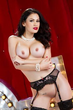 Vanessa Veracruz Smoking Hot Latina Sheds Sexy Lingerie