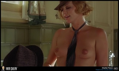 Mr. Skin - Charlize Theron
