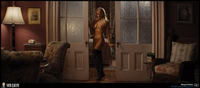 Mr. Skin features Margot Robbie Nude
