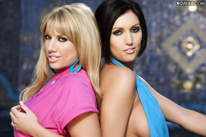 Dylan Ryder and Heather Summers