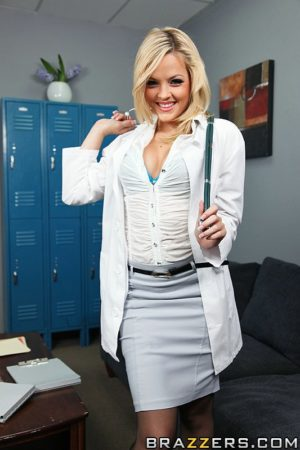 Alexis Texas Doctor Seduction at the Hospital