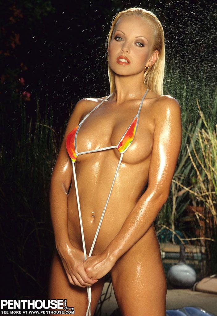 Jana Cova Micro Bikini Beauty