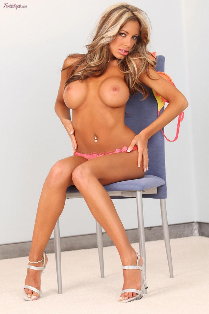 Mandy Lynn Exotic High Heeled Tease