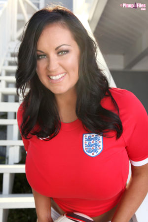 Sarah Nicola Randall Footballer