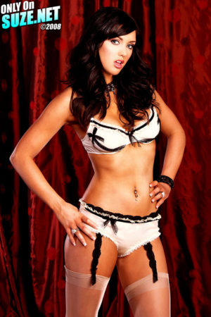 Veronica Ricci Glamorous Lingerie and Stockings