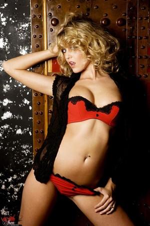 Carli Banks Goes Wild at Her Wardrobe