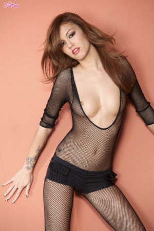 Kimberly Kato Bodystocking