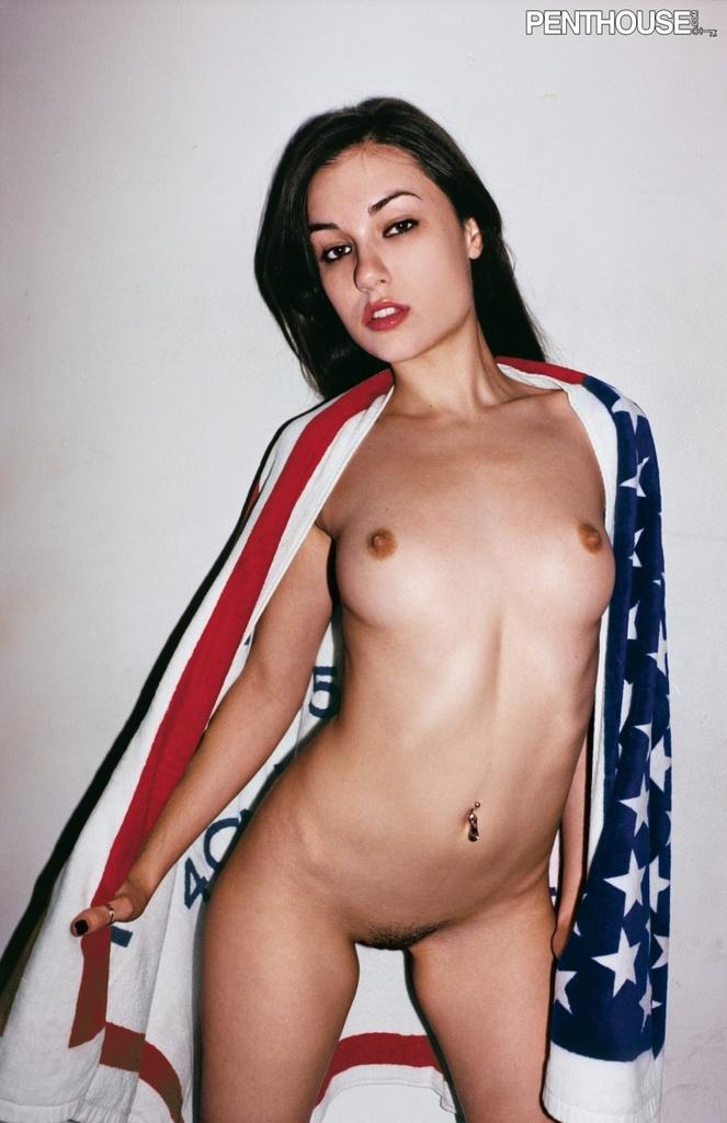 Sasha Grey All American Girl