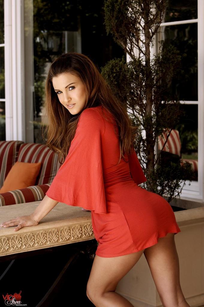 Andie Valentino Sticky Sweet in Minidress