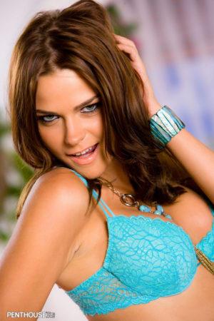 Meggan Mallone Happily Lingerie Stripping