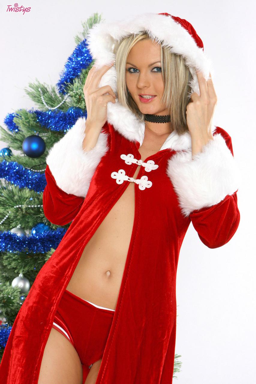 Lenka Drozd Waiting Up For Santa
