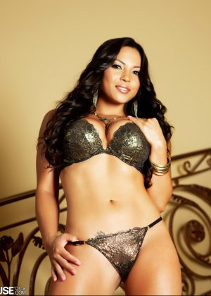 Adrianna Luna November 2012 Penthouse Pet