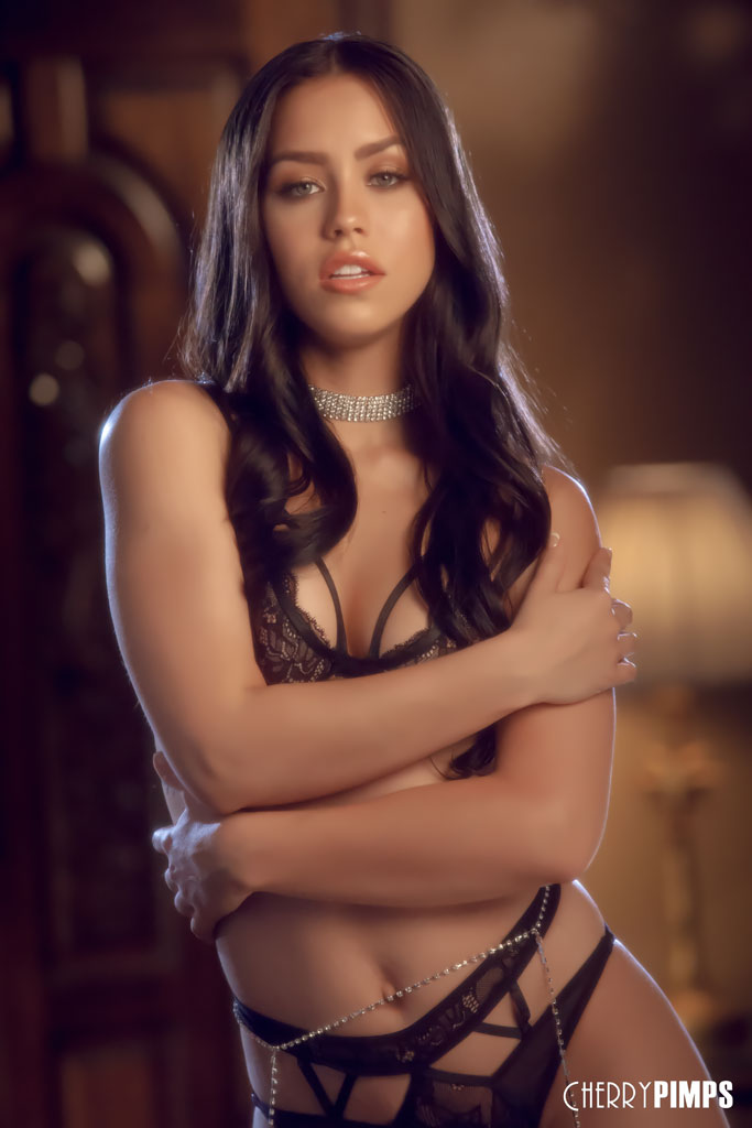 Alina Lopez is Glammed Up and Naughty