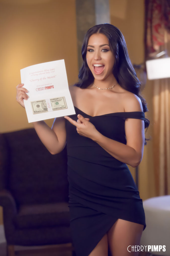 Alina Lopez Named Cherry of the Month
