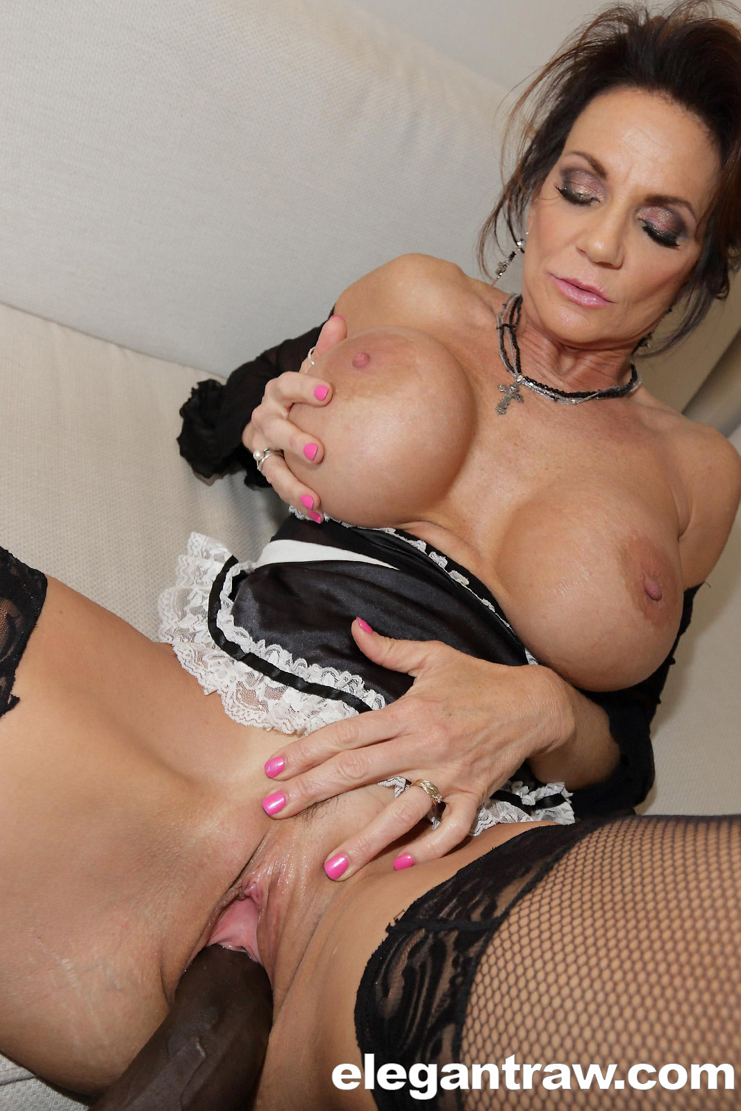 Deauxma Busty Milf Craves Interracial Hardcore Action-8234