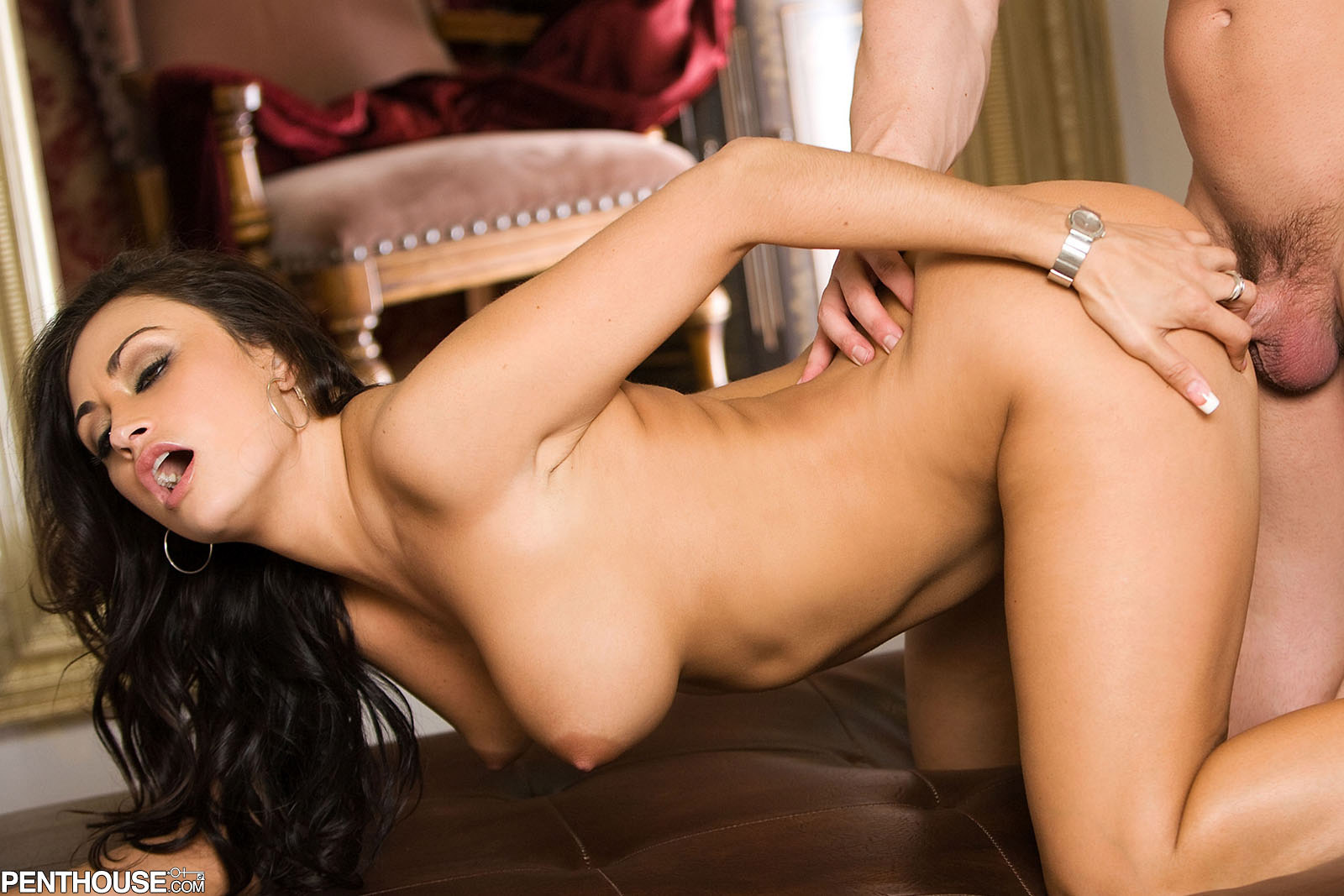 image Asa akira gets fucked on top of a caged sophia santi