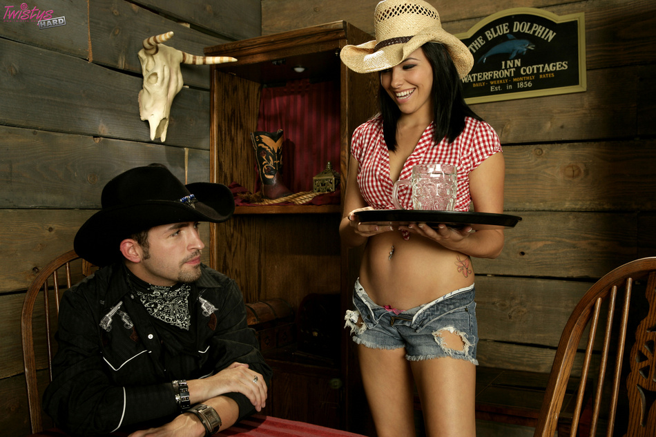 Danica Dillan is a XXX Country Cutie